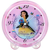 Disney - Reveil Fille Princesse Blanche Neige Led Lumineux