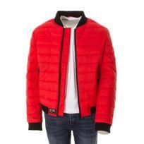 Redskins - Junior Blouson Fluff red