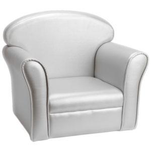 amadeus les petits fauteuil club enfant argent pas. Black Bedroom Furniture Sets. Home Design Ideas
