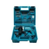 Perceuse à percussion - 710W + kit accessoires - HP1631KX3