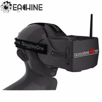 Eachine - Casque Goggles One Hf 1920x1080P Rx 40ch