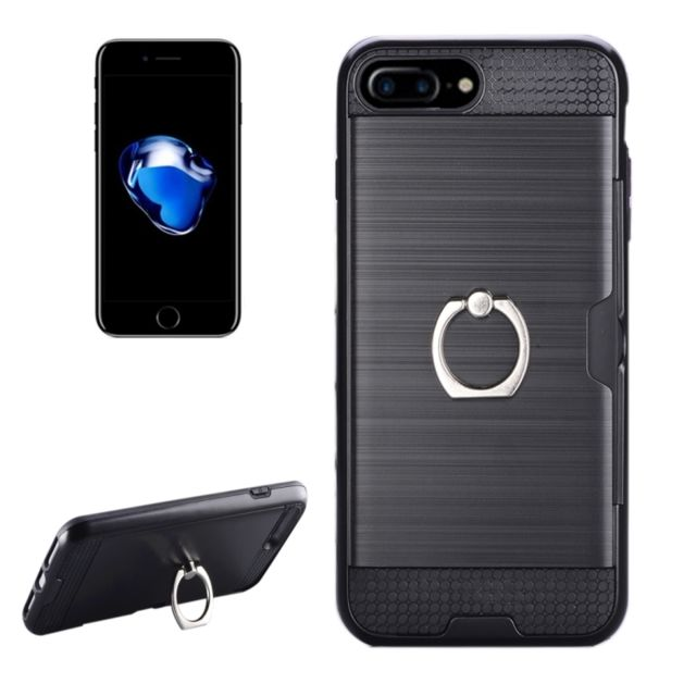 coque iphone 8 plus anneau support