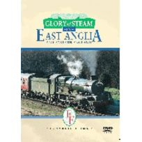 Go Entertain - Glory Of Steam - East Anglia IMPORT Dvd - Edition simple