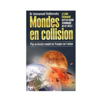 Le Jardin Des Livres - Mondes en collision : Le Livre évènement du plus grand visionnaire du Xxe siècle, plus un dossier complet de 70 pages sur l'auteur