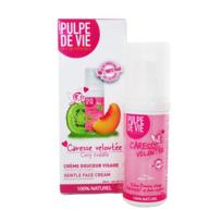 Pulpe De Vie - Caresse Veloutée, crème visage jour Bio - 30 ml