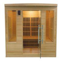 France Sauna - Sauna Infrarouge Apollon Club - 5 Places