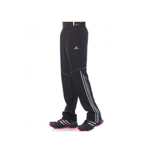 official photos e6a93 b3faa Adidas originals - Pantalon Coupe-vent Response Running Noir Homme Adidas