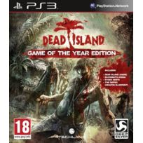 Playstation 3 - Dead Island - Edition Jeu De L'annee