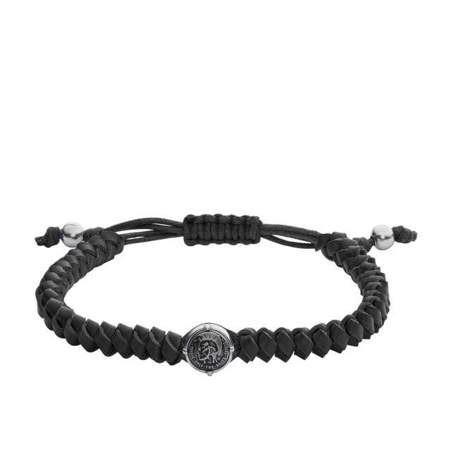 bracelet cuir homme diesel