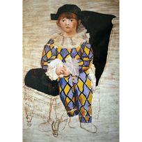 Ricordi Arte - Puzzle 2000 pièces : Paul en Arlequin, Pablo Picasso