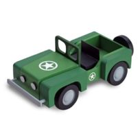 Artesania - Maquette voiture : Mon premier kit en bois : Jeep