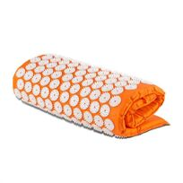 CAPITAL SPORTS - Eraser Tapis Yantra Tapis de massage Acupression 70x40cm -orange