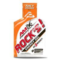 Amix - Gel énergétique Performance Rock's Gel Free 32 g orange 20 unités