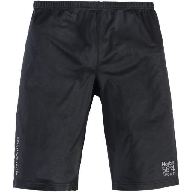 Allsize Short cycliste noir