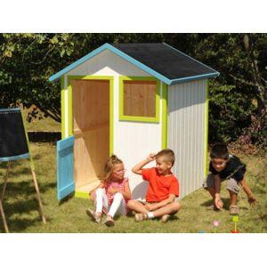soulet maisonnette bois axel pas cher achat vente maisonnettes tentes rueducommerce. Black Bedroom Furniture Sets. Home Design Ideas