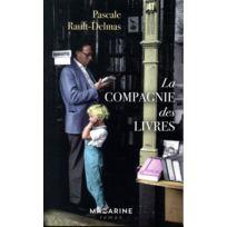 Mazarine - La compagnie des livres