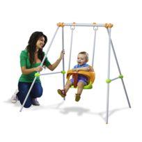 Smoby - Balançoire en métal Baby Swing