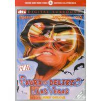 Cecchi Gori E.E. Home Video Srl - Paura E Delirio A Las Vegas IMPORT Italien, IMPORT Dvd - Edition simple