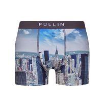 Pullin - homme - Boxer Multicolore Master Leap - Taille vêtements - Xs