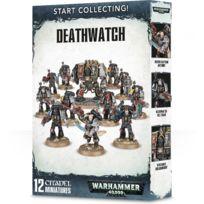 Games Workshop - Warhammer 40k - Start Collecting! Deathwatch