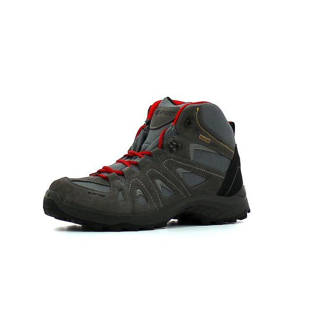 Hitec - Chaussure de randonnée Hi Tec Stratus Mid Wp Gris