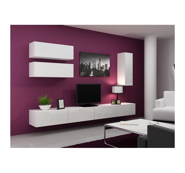 meuble a suspendre pour salon meuble tv moderne suspendu meuble tv living fly murtv meuble. Black Bedroom Furniture Sets. Home Design Ideas