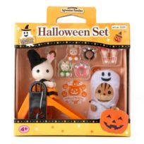 Sylvanian - Set Halloween