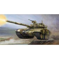 """Trompette - 1/35 F?D?RATION De Russie Arm?E T-90A Char De Combat Principal """"DE La Tourelle Jeter"""" JAPON Import Le Paquet Et Le Manuel Son"""