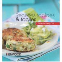 MARQUE GENERIQUE - kenwood - livre de recettes - 58200000643