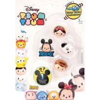 Figurines Disney Tsum-Tsum : Pack de 4 figurines Saison 1