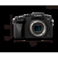 Appareil photo hybride - Lumix G7 noir nu