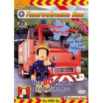Foreign Media Group Germany - Feuerwehrmann Sam Feuerwehrmann Sam Box 1 IMPORT Allemand, IMPORT Coffret De 2 Dvd - Edition simple