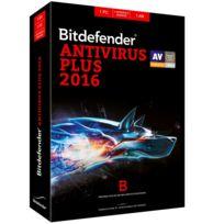 BitDefender - antivirus plus 2016