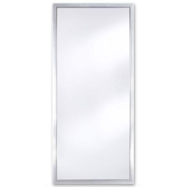 Deknudt Mirrors Miroir Bremen Xl Traditionnel Classique Rectangulaire Argenté 75x170 cm