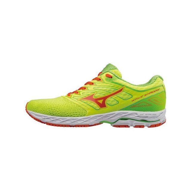 ba47c818c90 ... norway soldes mizuno wave shadow jaune pas cher achat vente chaussures  running rueducommerce a97ce 9ca50