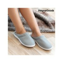 big sale d4749 56f63 Marque Inconnue - Chaussons avec Gel Confort Bamboo InnovaGoods