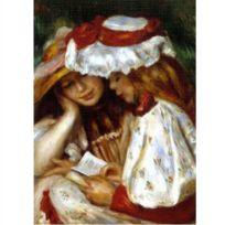 Dtoys - Puzzle 1000 pièces - Renoir : Jeunes filles lisant
