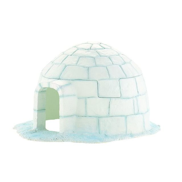 Bullyland - Figurine Inuit Igloo