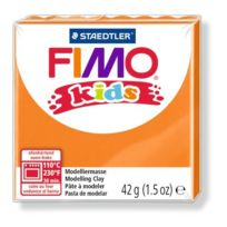 Fimo - Pâte Kids 42 g Orange 8030.4