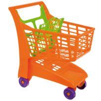Tim & Lou - Chariot de supermarché : Orange