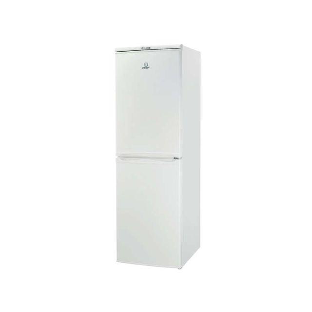 Indesit Réfrigérateur congélateur 2 portes - CAA 55 - Blanc