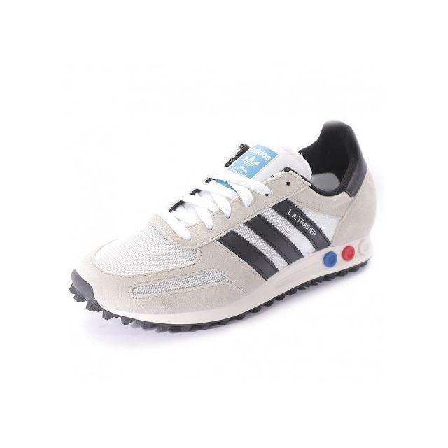 huge discount 34235 1e9f4 Adidas originals - Chaussures La Trainer Og Blanc Homme Adidas