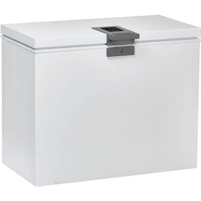 candy cong lateur coffre cmch 202 el a 197l achat cong lateur. Black Bedroom Furniture Sets. Home Design Ideas