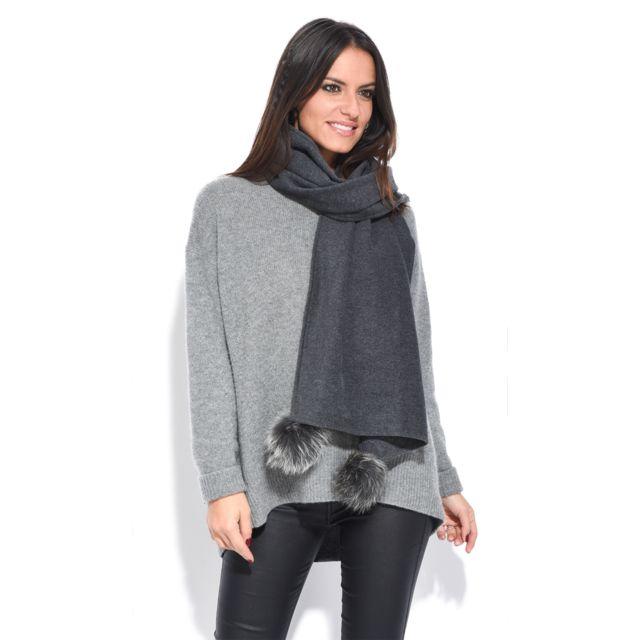 Baya - Echarpe Celine - pas cher Achat   Vente Echarpes, foulards ... b421dbfda6a