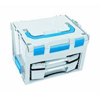 L-boxx - Sortimo International 6000000347 Sortimo 306 Coffre De Rangement Avec I-boxx Et Tiroirs