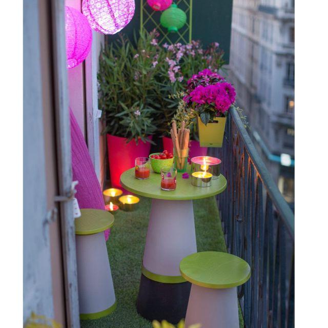 Grosfillex Set de balcon Tonus Totem design