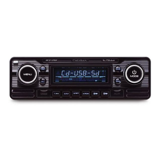 Caliber Autoradio Mp3 Rcd120B