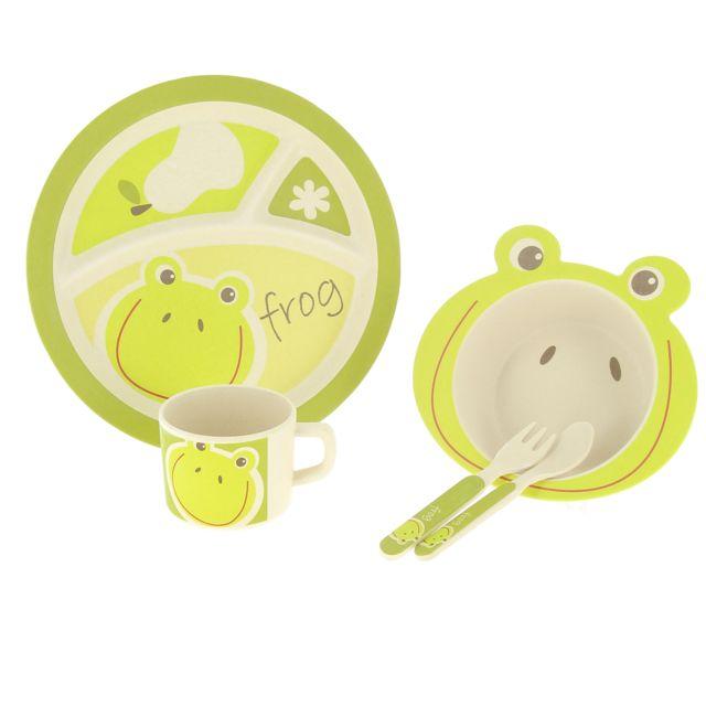 Autre Pack vaisselle enfant Frog