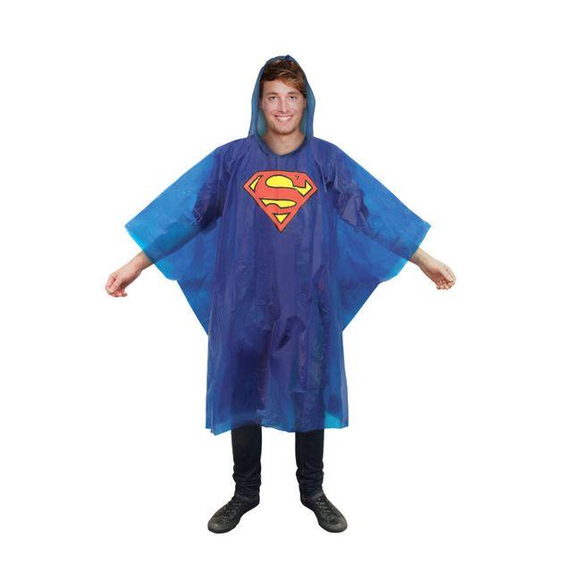Kas Design Poncho Superman