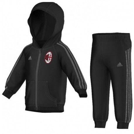 Adidas originals Survêtement Ac Milan Football Bébé Garçon